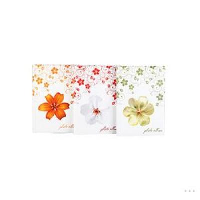 Фотоальбом IA 300ф 184 Цветы