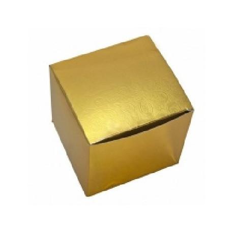 Подарочная коробка для кружки «Золото»