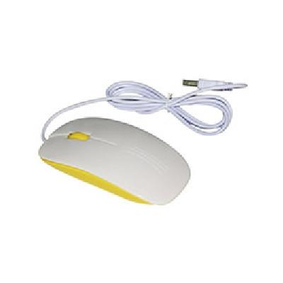 Мышь компьютерная желтая...