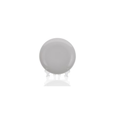Тарелка фарфор белая для 3D...