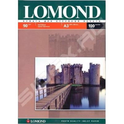 А3 90 г/м 100л матовая lomond