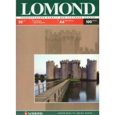 A4 90 г/м 100л матовая lomond