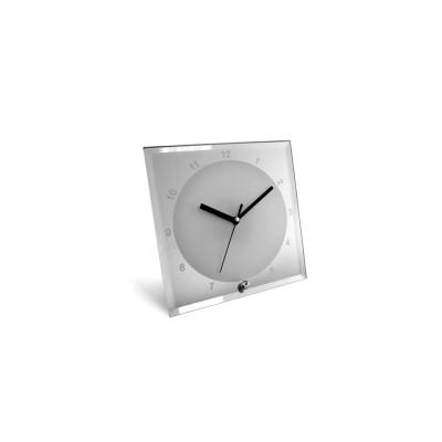 Стеклянные часы квадратные...