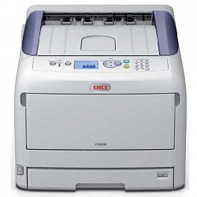 OKI C833n принтер цветной