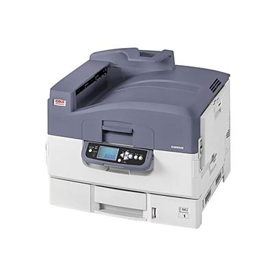 Лазерный цветной принтер...