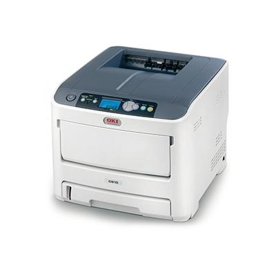 Лазерный принтер OKI  С610