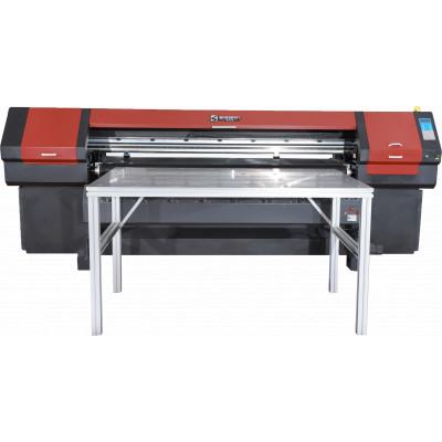 УФ гибридный принтер...