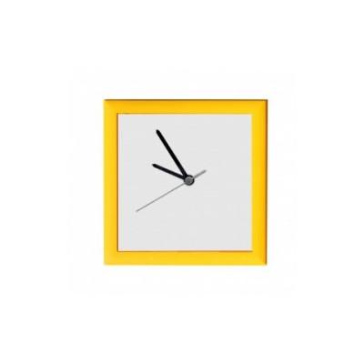 Часы П3 Желтые 20*20 см под...