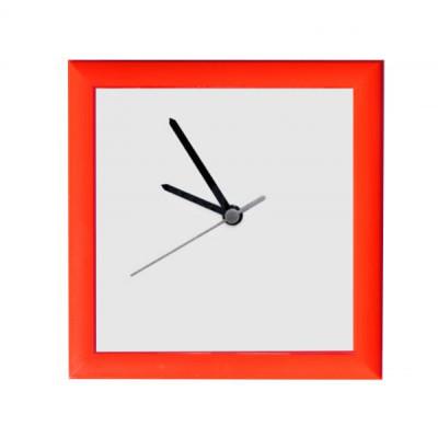 Часы П3 Красные 20*20 см...