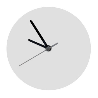 Часы пластиковые круг d-20...