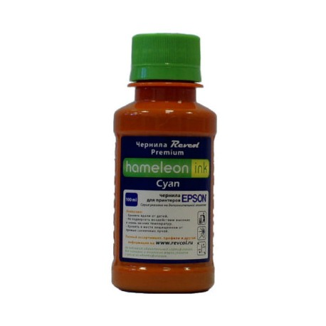 """Чернила """"hameleon er.270 """" (cyan dye) premium т0822(02)"""